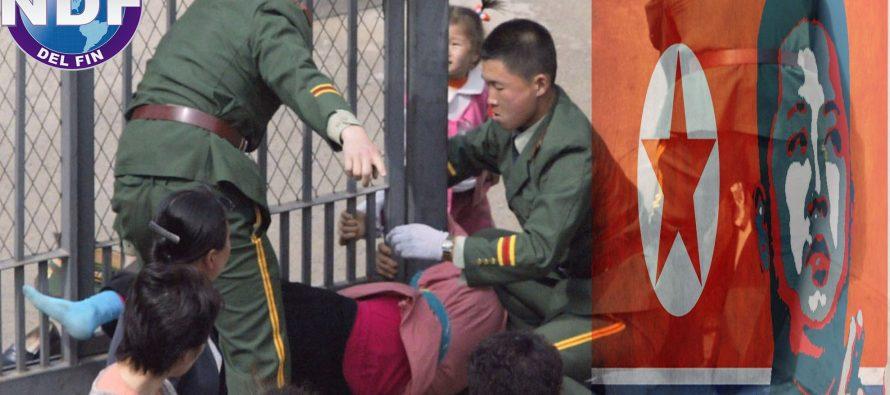 Cristianos son crucificados y quemados en Corea del Norte