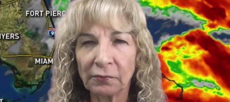 Falsa Profetisa Ana Mendéz Ferrell Reprendió Al 'Huracán Matthew' para que no matara gente en EE.UU.