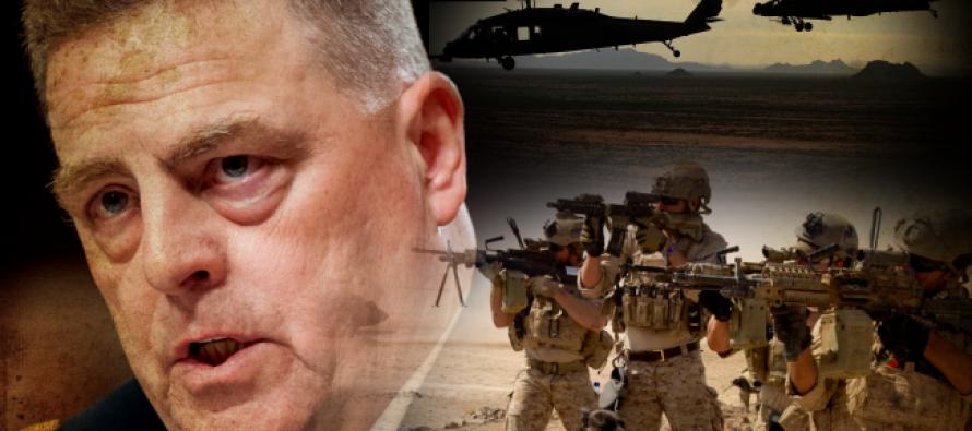 El jefe del estado mayor de EE.UU. amenaza a Rusia