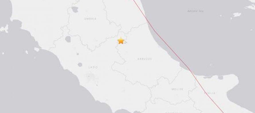 Mateo 24 hoy: Otro terremoto sacude el centro de Italia