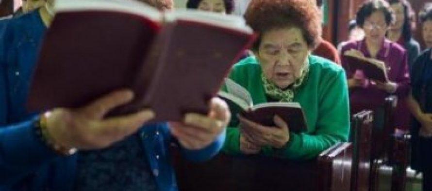 China: Prohíben actividades religiosas y donaciones a las iglesias.