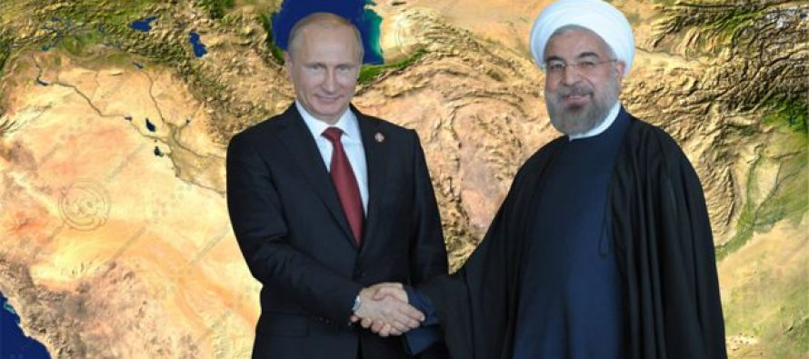 Rusia-Irán: una alianza profana