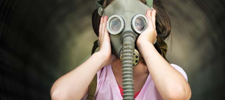 La contaminación mata al día a 4.657 niños en todo el mundo