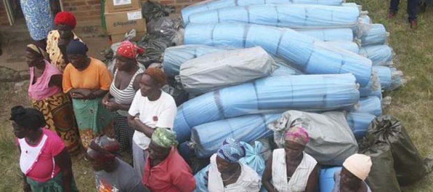 Inundaciones en Zimbabue dejan 246 muertos desde diciembre