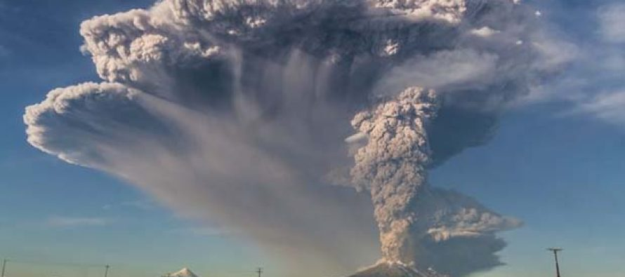 ¿Podría un volcán destruir al mundo?