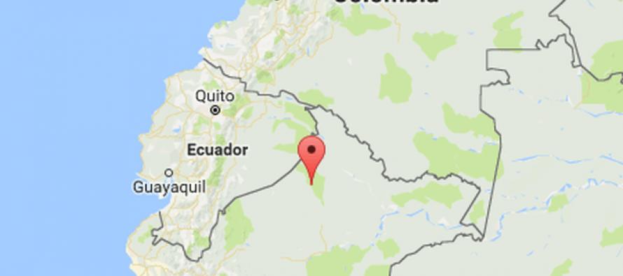 Sismo de magnitud 6,2 sacudió Iquitos