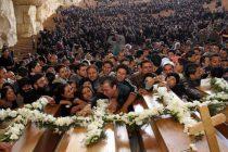 Egipcios cristianos fueron ejecutados por defender su fe
