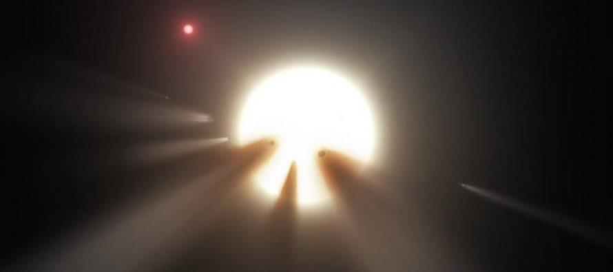Objeto que oscurece a una estrella por momentos no ha sido identificado
