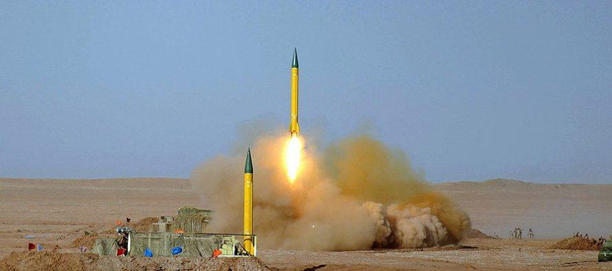 Irán: Los portaaviones de EEUU están al alcance de nuestros misiles