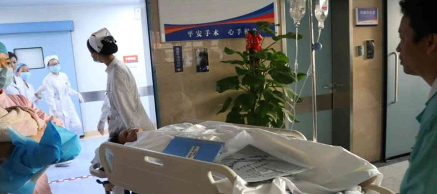 Una variante de la 'Peste Negra' aparece en China