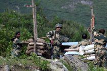 Al menos 20 soldados muertos tras choque entre India y China