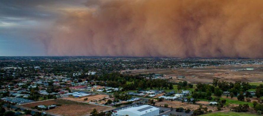 Profecía escrita en Deuteronomio se cumple en el Caribe con la Tormenta de Arena del Sahara