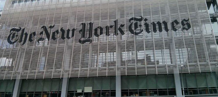 El New York Times acusa falsamente a las iglesias de ser la fuente principal de propagación del Covid-19