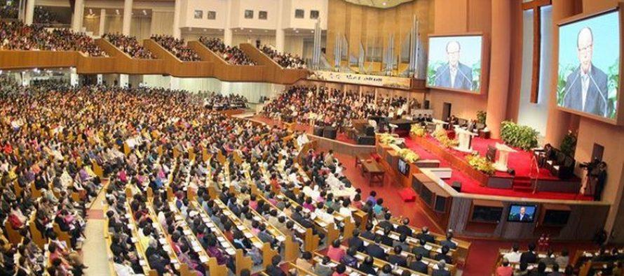 Corea del Sur pondrá las iglesias cristianas como lugares de alto riesgo de contagios de Covid-19