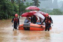 Alerta roja! Cuatro ciudades chinas peligran por inundaciones