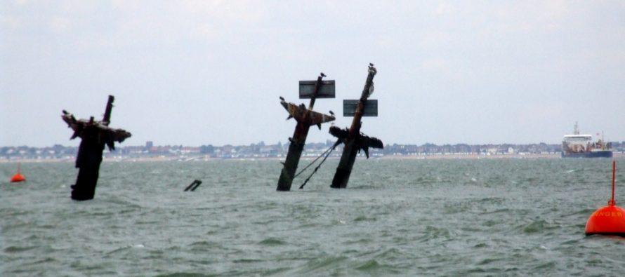 SS Richard Montgomery, el barco hundido de la II Guerra Mundial que podría 'provocar un tsunami' en el río Támesis si explota
