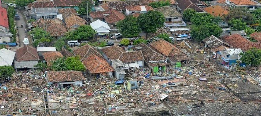 Un sismo de magnitud 6,6 sacude Indonesia