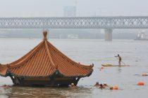 Inundaciones en China dejan al menos 140 muertos y desaparecidos.
