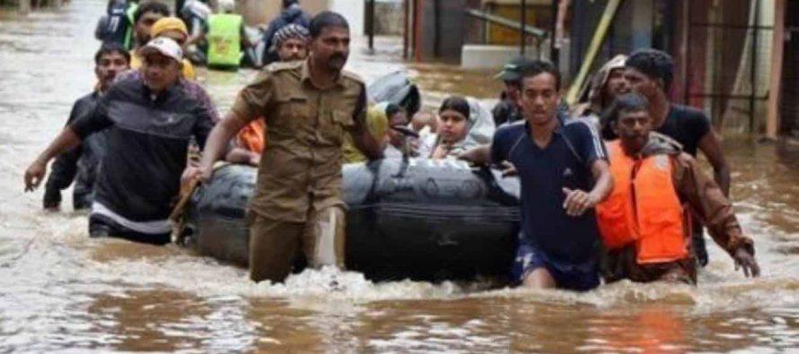 Inundaciones cobran más 38 vidas en Indonesia