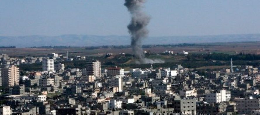 Israel bombardea posiciones de Hamás en Gaza tras el lanzamiento de tres cohetes