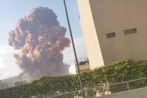 Líbano: Varios muertos y cientos de heridos tras potentes explosiones en Beirut (VIDEOS)