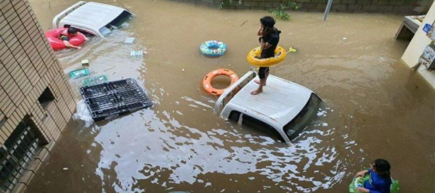 11 muertos por inundaciones repentinas en Panamá